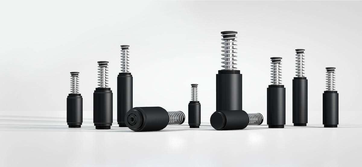 重型工业缓冲器