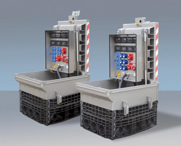 GST28-40应用于重物提升