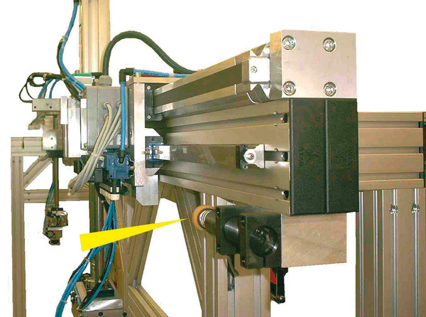 M33-64用于重型机械且提高生产效率