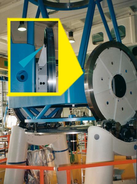 ML33-64应用于精密望远镜