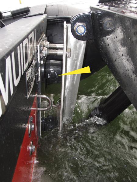 Tubus-TS系列应用于维修船只的制动系统
