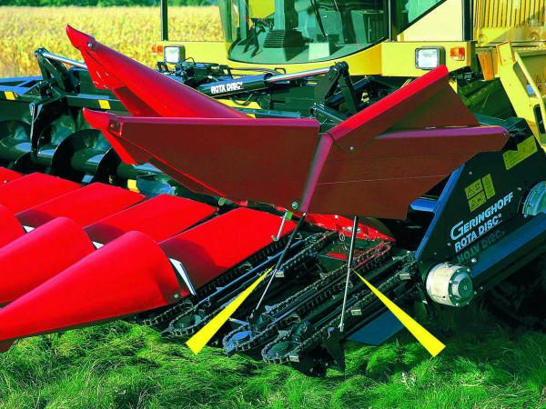 GSB-70应用于收割机的维修工作
