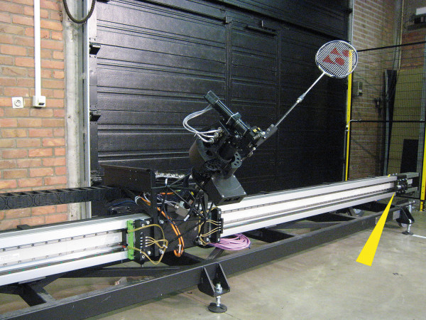 MC33-64应用于Jada羽毛球机器人