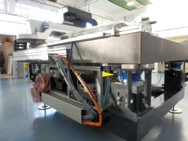 PAL应用于玻璃测量-振动控制