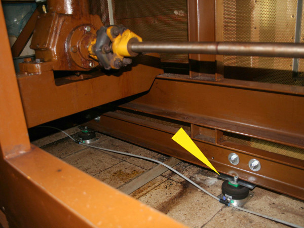 51635_PLM - Schokoladenproduktion, Schwingungsisolierung