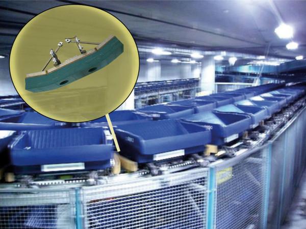 SLAB SL030-300应用于机场旅客行李箱运输