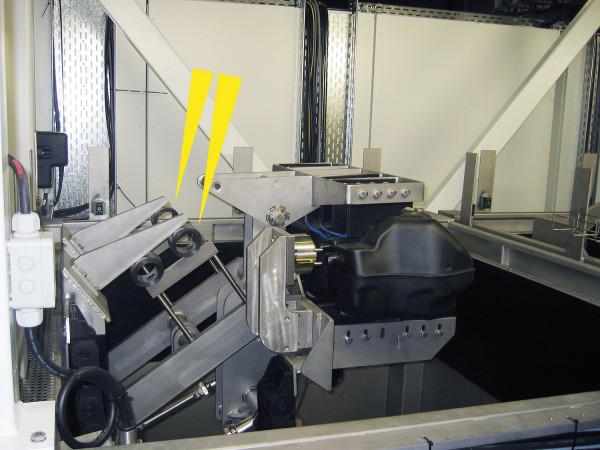 TUBUS-TR应用于液压驱动器木断的能量吸收