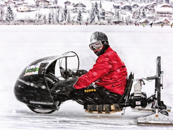 VC25应用于轮椅