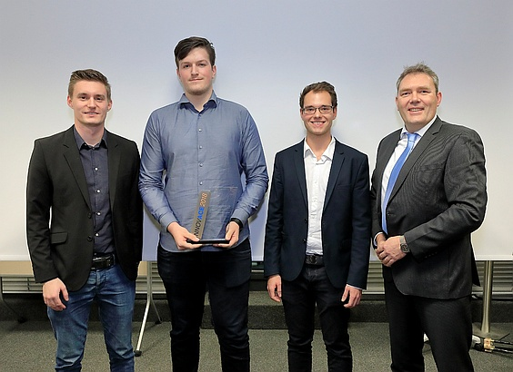 INNOVACE 2018 Winning Team from Bochum